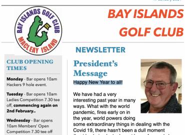 Read Jan 2021 Newsletter